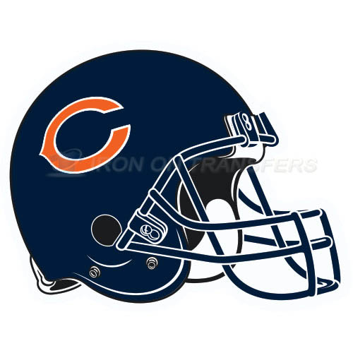 Chicago Bears Iron-on Stickers (Heat Transfers)NO.460