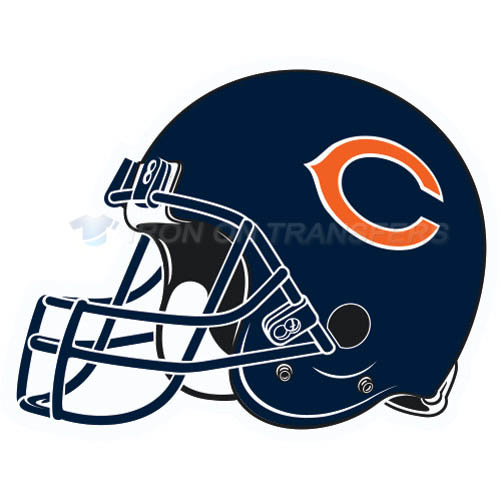 Chicago Bears Iron-on Stickers (Heat Transfers)NO.461