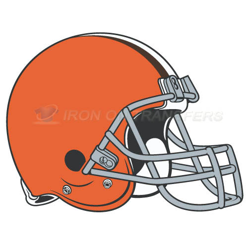 Cleveland Browns Iron-on Stickers (Heat Transfers)NO.490