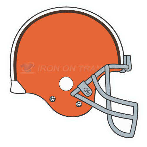 Cleveland Browns Iron-on Stickers (Heat Transfers)NO.493
