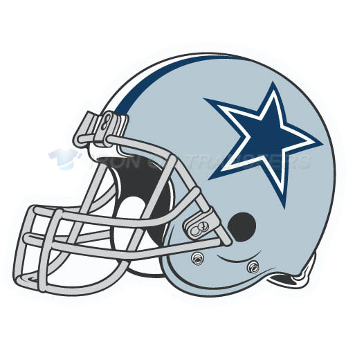 Dallas Cowboys Iron-on Stickers (Heat Transfers)NO.499