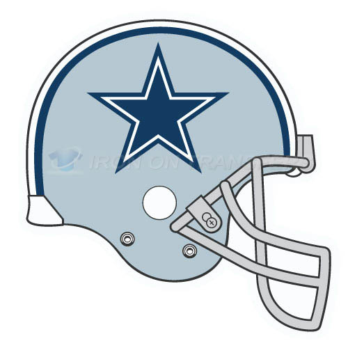 Dallas Cowboys Iron-on Stickers (Heat Transfers)NO.500