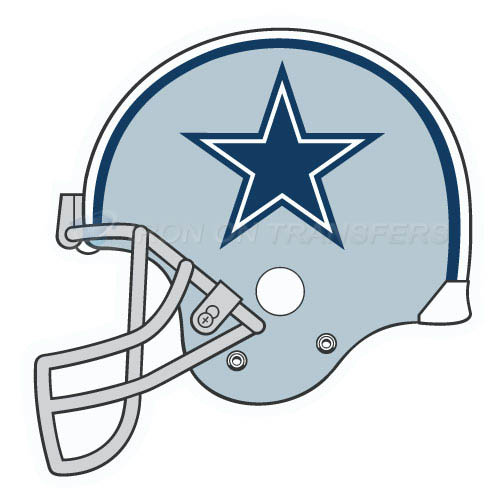 Dallas Cowboys Iron-on Stickers (Heat Transfers)NO.501