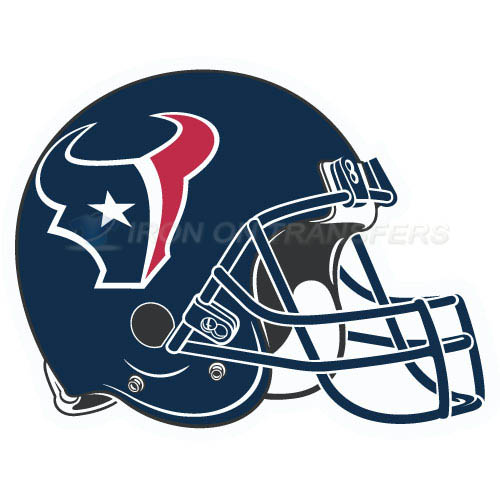 Houston Texans Iron-on Stickers (Heat Transfers)NO.536