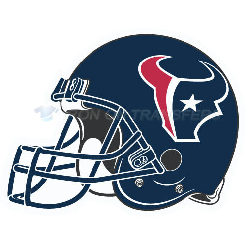 Houston Texans Iron-on Stickers (Heat Transfers)NO.537
