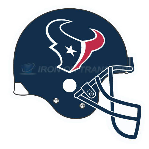 Houston Texans Iron-on Stickers (Heat Transfers)NO.538