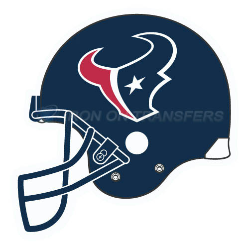 Houston Texans Iron-on Stickers (Heat Transfers)NO.539