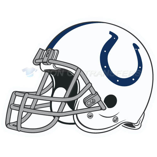 Indianapolis Colts Iron-on Stickers (Heat Transfers)NO.545