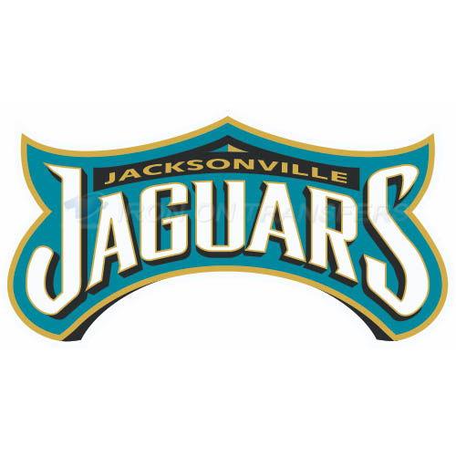 Jacksonville Jaguars Iron-on Stickers (Heat Transfers)NO.548
