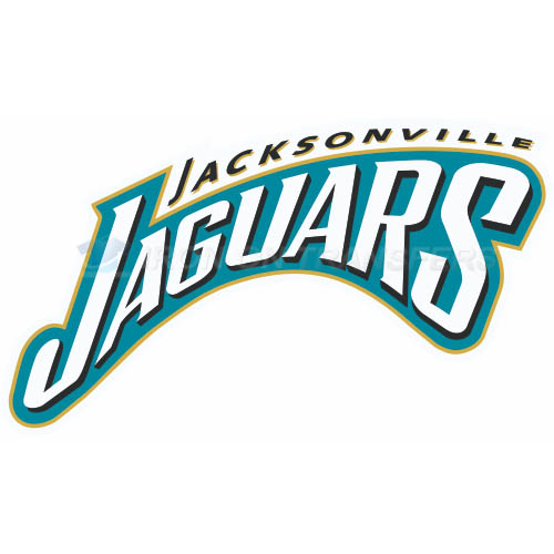 Jacksonville Jaguars Iron-on Stickers (Heat Transfers)NO.549