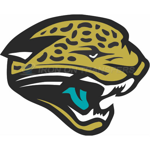 Jacksonville Jaguars Iron-on Stickers (Heat Transfers)NO.550