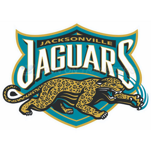 Jacksonville Jaguars Iron-on Stickers (Heat Transfers)NO.551