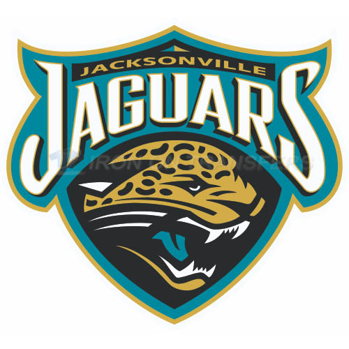 Jacksonville Jaguars Iron-on Stickers (Heat Transfers)NO.552