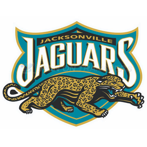 Jacksonville Jaguars Iron-on Stickers (Heat Transfers)NO.553