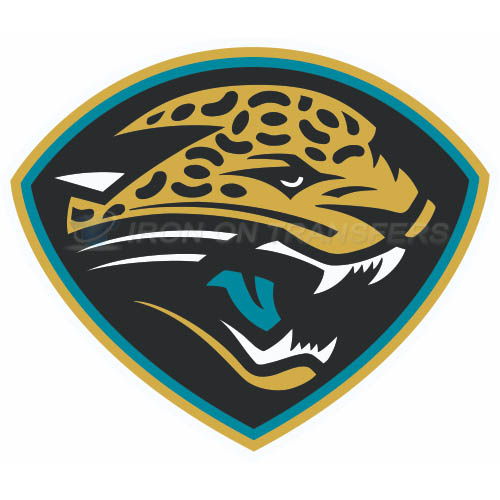 Jacksonville Jaguars Iron-on Stickers (Heat Transfers)NO.554