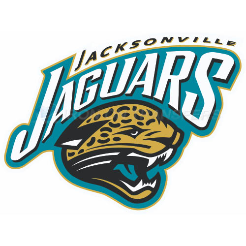 Jacksonville Jaguars Iron-on Stickers (Heat Transfers)NO.556