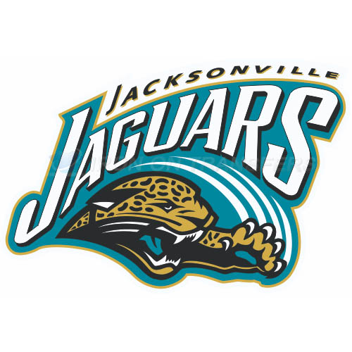 Jacksonville Jaguars Iron-on Stickers (Heat Transfers)NO.559