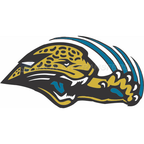 Jacksonville Jaguars Iron-on Stickers (Heat Transfers)NO.560