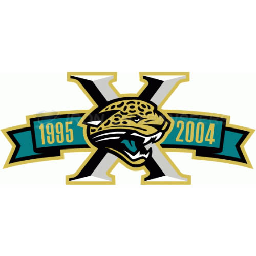 Jacksonville Jaguars Iron-on Stickers (Heat Transfers)NO.561