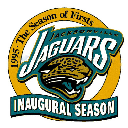 Jacksonville Jaguars Iron-on Stickers (Heat Transfers)NO.562