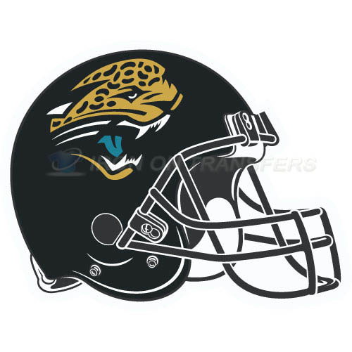 Jacksonville Jaguars Iron-on Stickers (Heat Transfers)NO.563