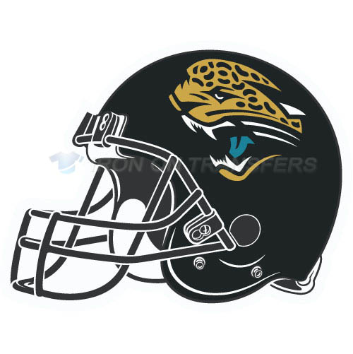 Jacksonville Jaguars Iron-on Stickers (Heat Transfers)NO.564
