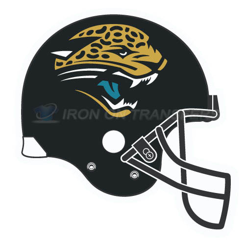 Jacksonville Jaguars Iron-on Stickers (Heat Transfers)NO.565
