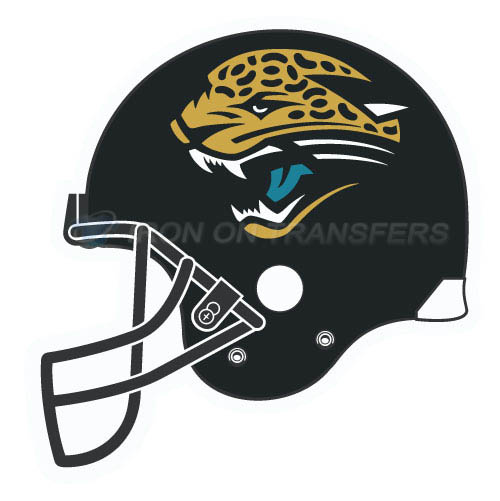 Jacksonville Jaguars Iron-on Stickers (Heat Transfers)NO.566