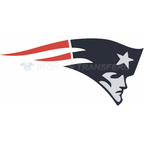 New England Patriots Iron-on Stickers (Heat Transfers)NO.599