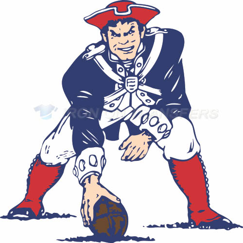 New England Patriots Iron-on Stickers (Heat Transfers)NO.601