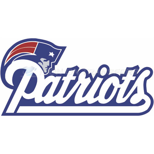 New England Patriots Iron-on Stickers (Heat Transfers)NO.602