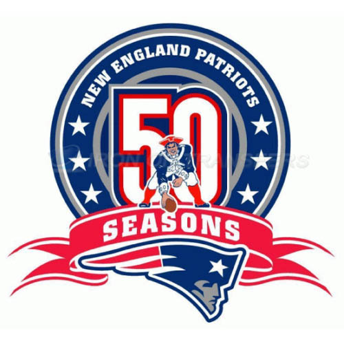 New England Patriots Iron-on Stickers (Heat Transfers)NO.604