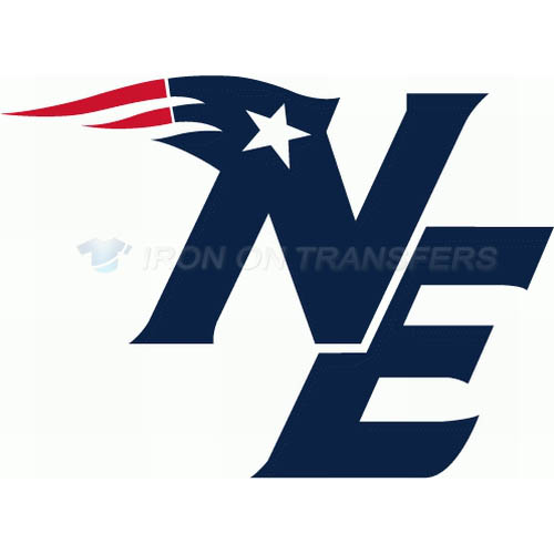 New England Patriots Iron-on Stickers (Heat Transfers)NO.606