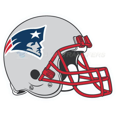 New England Patriots Iron-on Stickers (Heat Transfers)NO.607