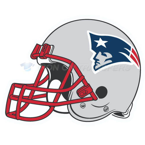 New England Patriots Iron-on Stickers (Heat Transfers)NO.608