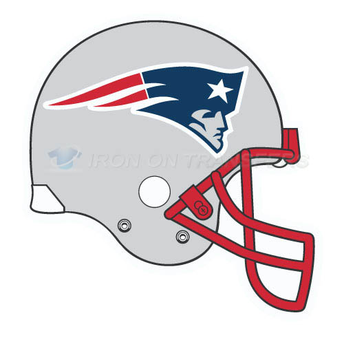 New England Patriots Iron-on Stickers (Heat Transfers)NO.609