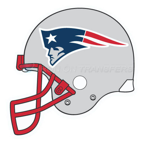 New England Patriots Iron-on Stickers (Heat Transfers)NO.610