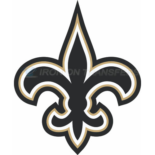 New Orleans Saints Iron-on Stickers (Heat Transfers)NO.616