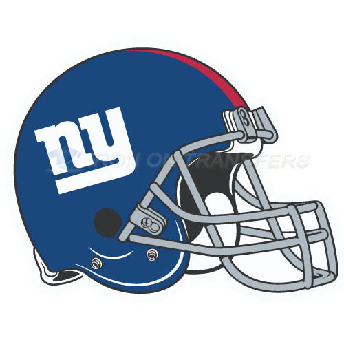 New York Giants Iron-on Stickers (Heat Transfers)NO.631
