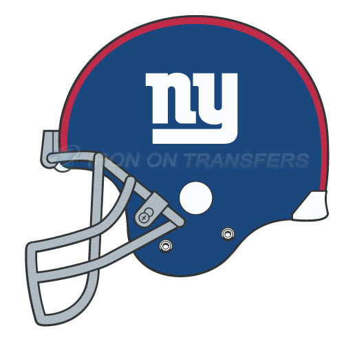 New York Giants Iron-on Stickers (Heat Transfers)NO.634