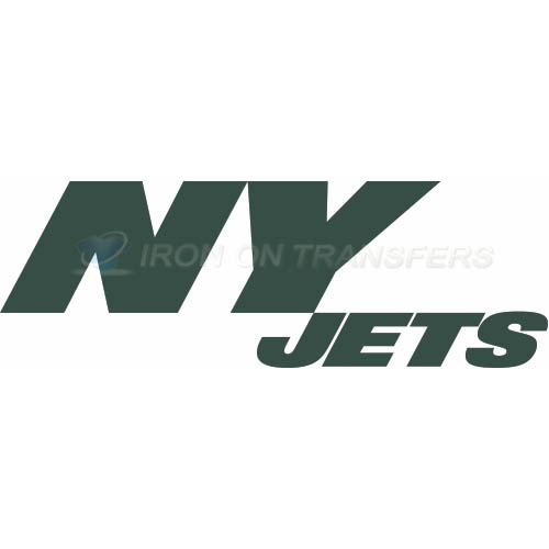 New York Jets Iron-on Stickers (Heat Transfers)NO.635