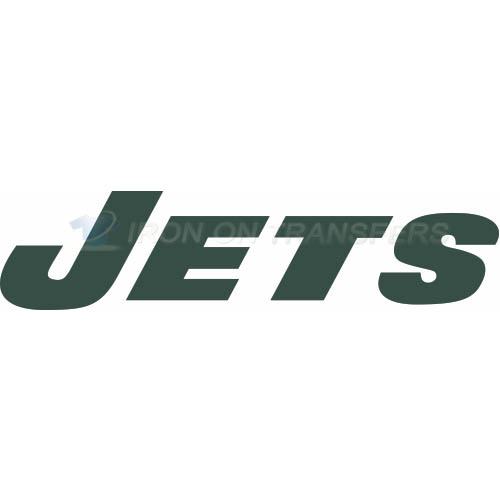 New York Jets Iron-on Stickers (Heat Transfers)NO.636
