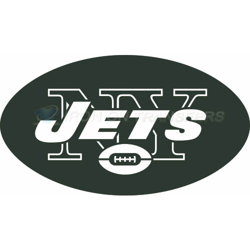 New York Jets Iron-on Stickers (Heat Transfers)NO.642