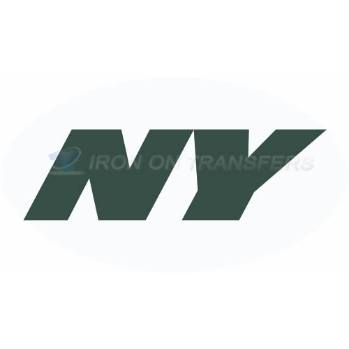 New York Jets Iron-on Stickers (Heat Transfers)NO.644