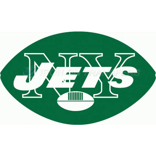 New York Jets Iron-on Stickers (Heat Transfers)NO.646