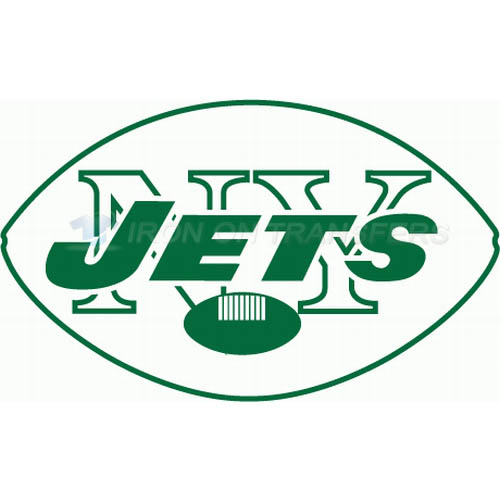 New York Jets Iron-on Stickers (Heat Transfers)NO.647