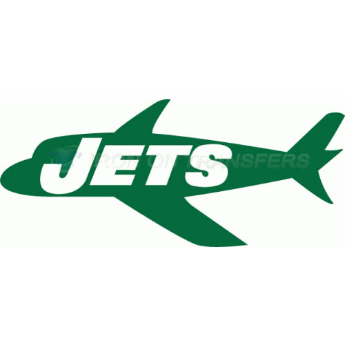 New York Jets Iron-on Stickers (Heat Transfers)NO.648