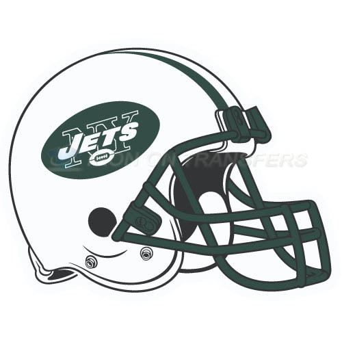 New York Jets Iron-on Stickers (Heat Transfers)NO.650