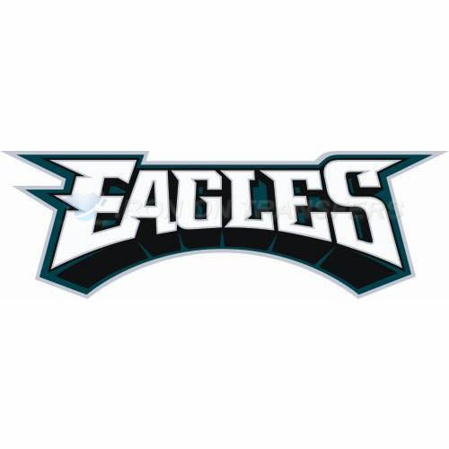 Philadelphia Eagles Iron-on Stickers (Heat Transfers)NO.671