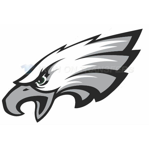 Philadelphia Eagles Iron-on Stickers (Heat Transfers)NO.672